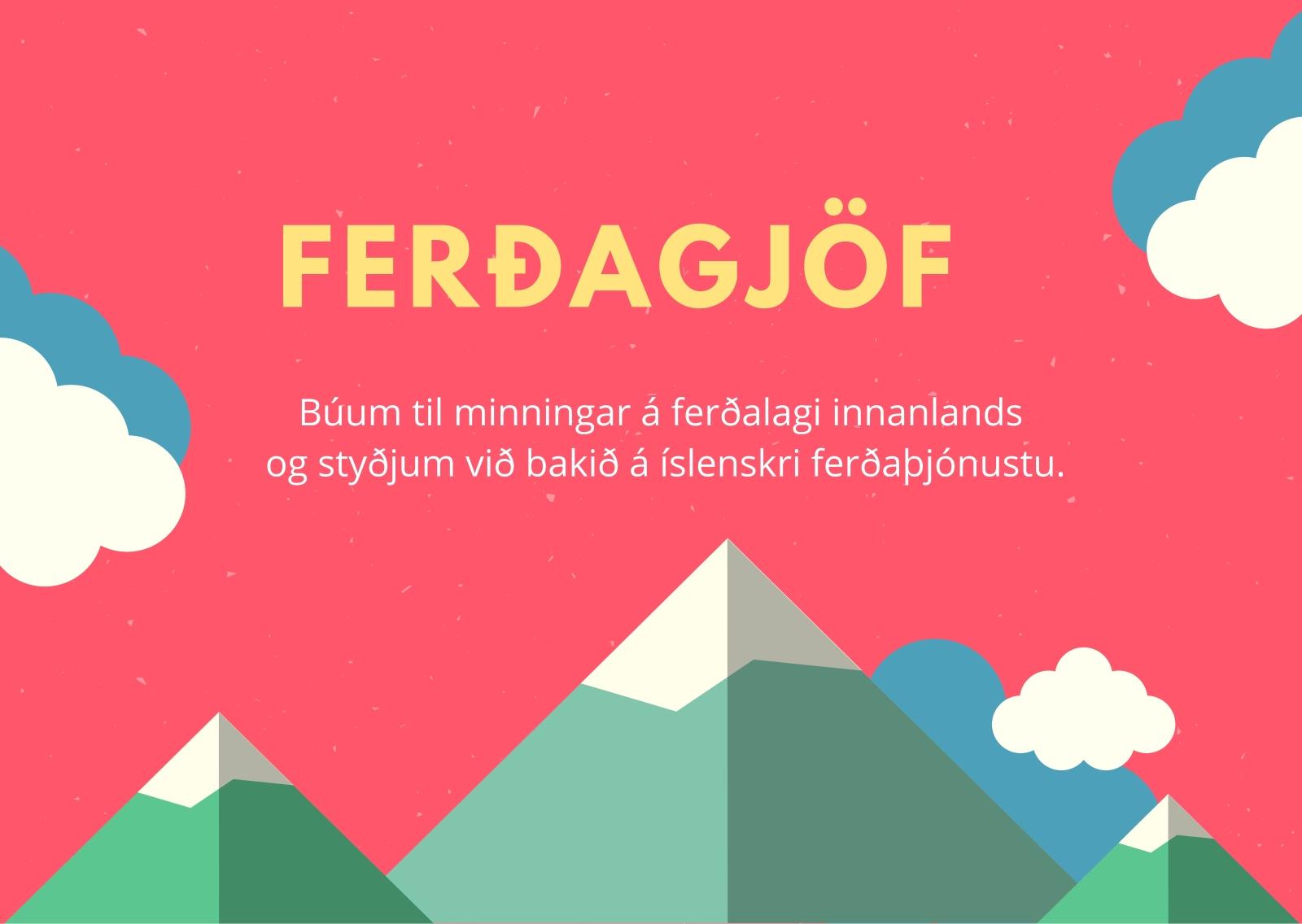 Ferðagjöfin bíður eftir þér