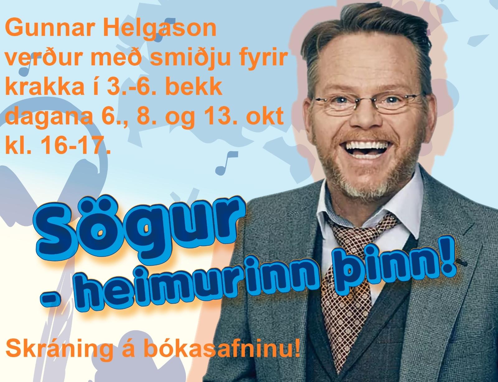 Mynd fyrir Sögur - Heimurinn þinn
