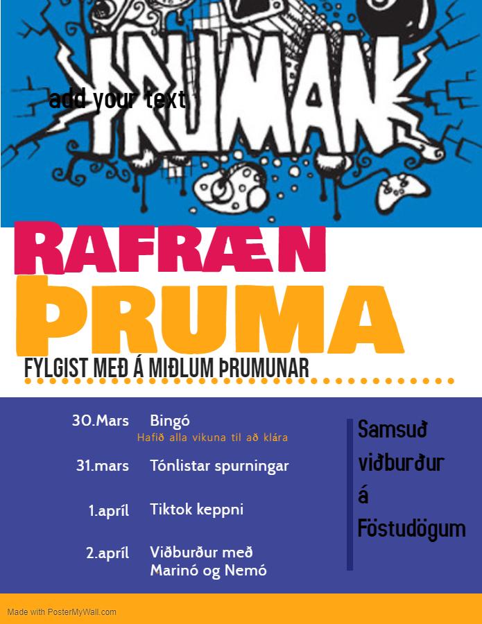 Mynd fyrir Rafræn Þruma heldur áfram
