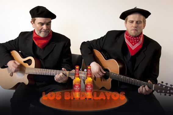 Menningarvikan - Spænsk lög og sögur á Salhúsinu
