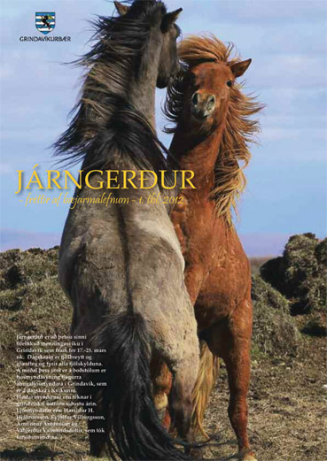 Járngerður kemur út í dag