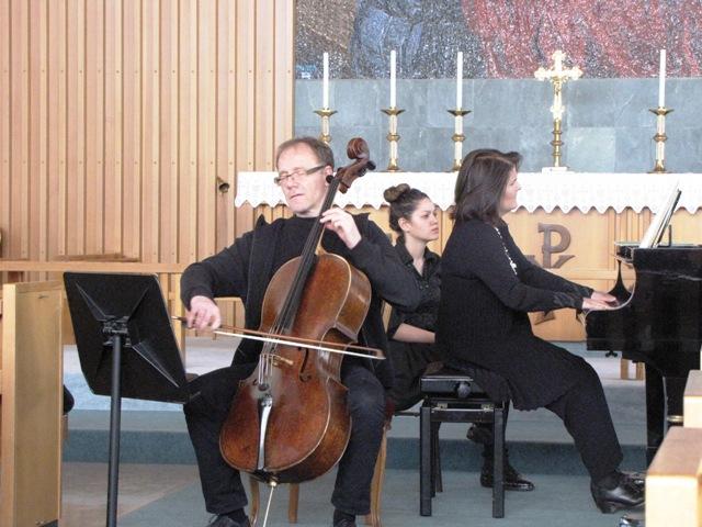 Klassísk tónlist og jazz í öndvegi - Myndband