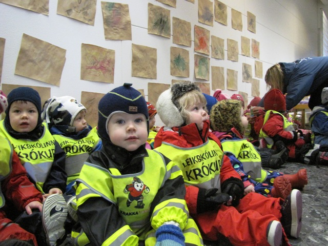 Menningarveisluborð - Myndasyrpa