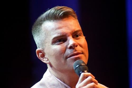Páll Óskar á konukvöldi UMFG