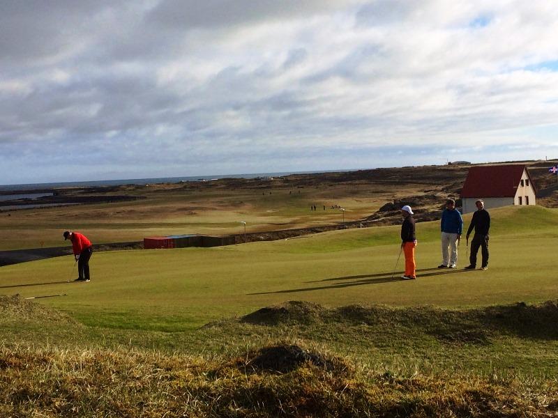 Golfklúbbur Grindavíkur leitar að vallarstjóra