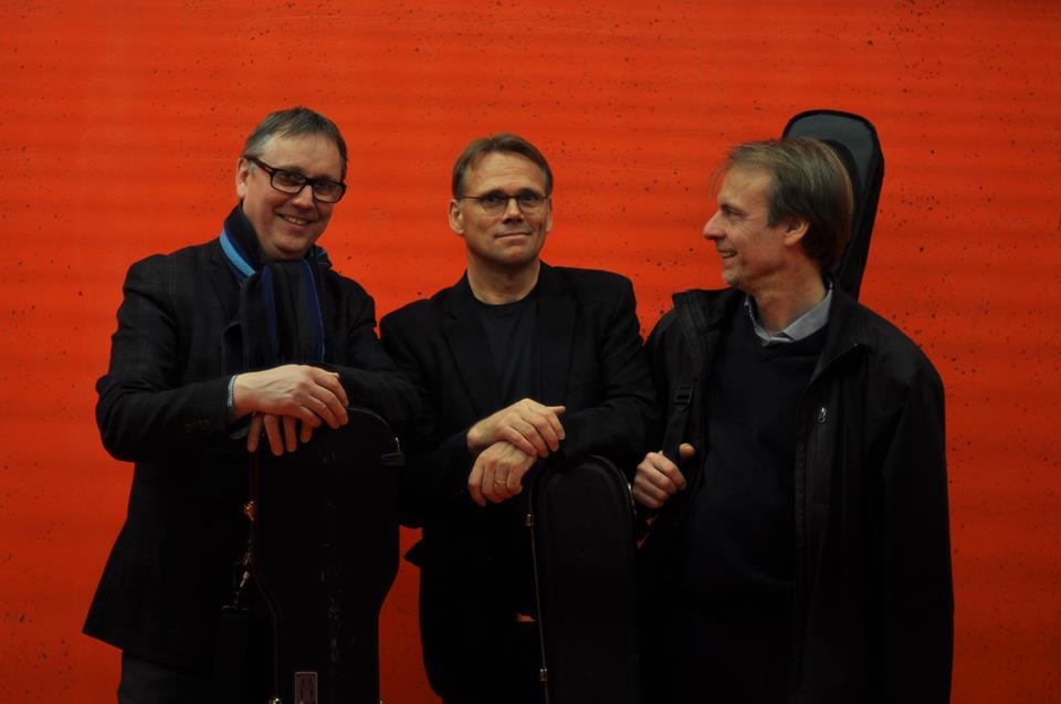 Trio Nor með tónleika á Bryggjunni í kvöld