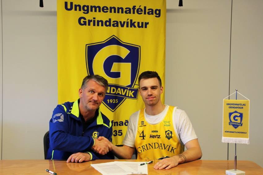Dagur Kár Jónsson til Grindavíkur