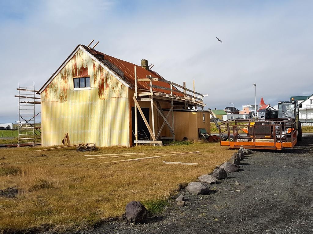 Minja- og sögufélag Grindavíkur hlaut Menningarverðlaun Grindavíkur 2017