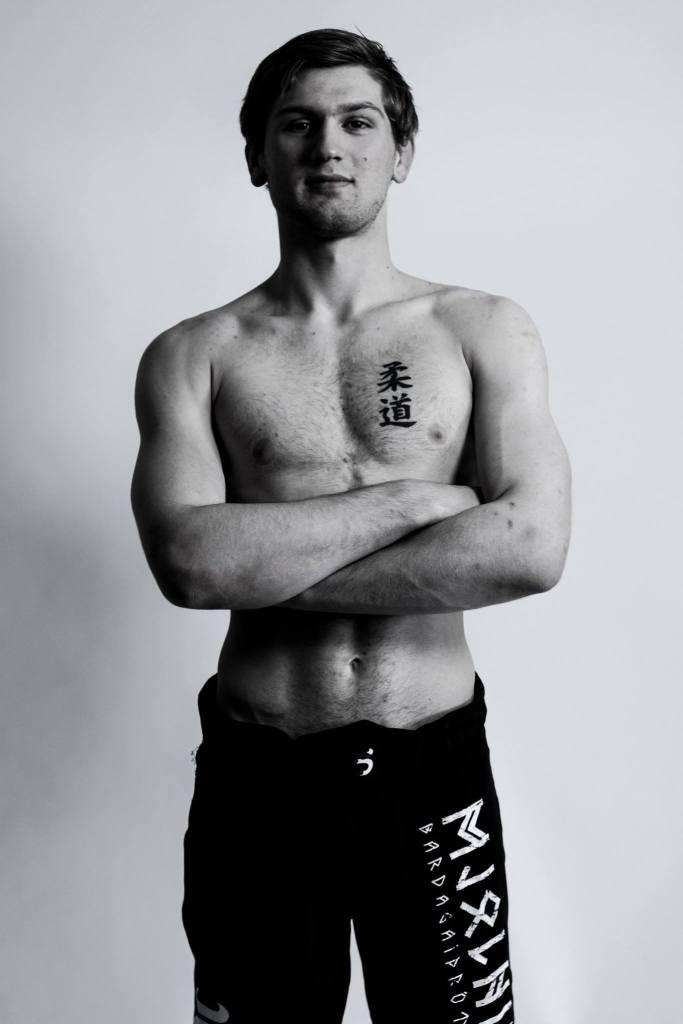 Björn Lúkas keppir í MMA 6. maí