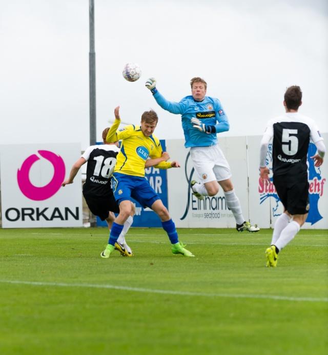 Engin stig frá Akureyri