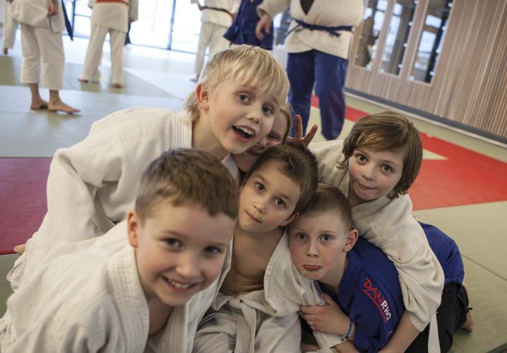 Mikil gróska í judo í Grindavík