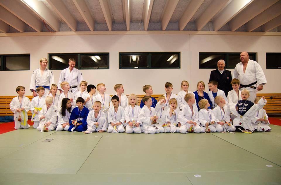 Judo-æfingar hefjast mánudaginn 28. ágúst