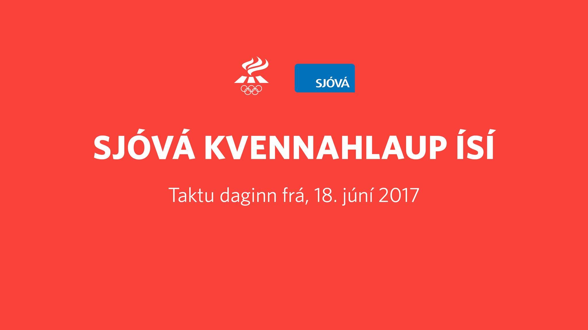 Kvennahlaup ÍSÍ 18. júní - skráning stendur yfir í íþróttamiðstöðinni