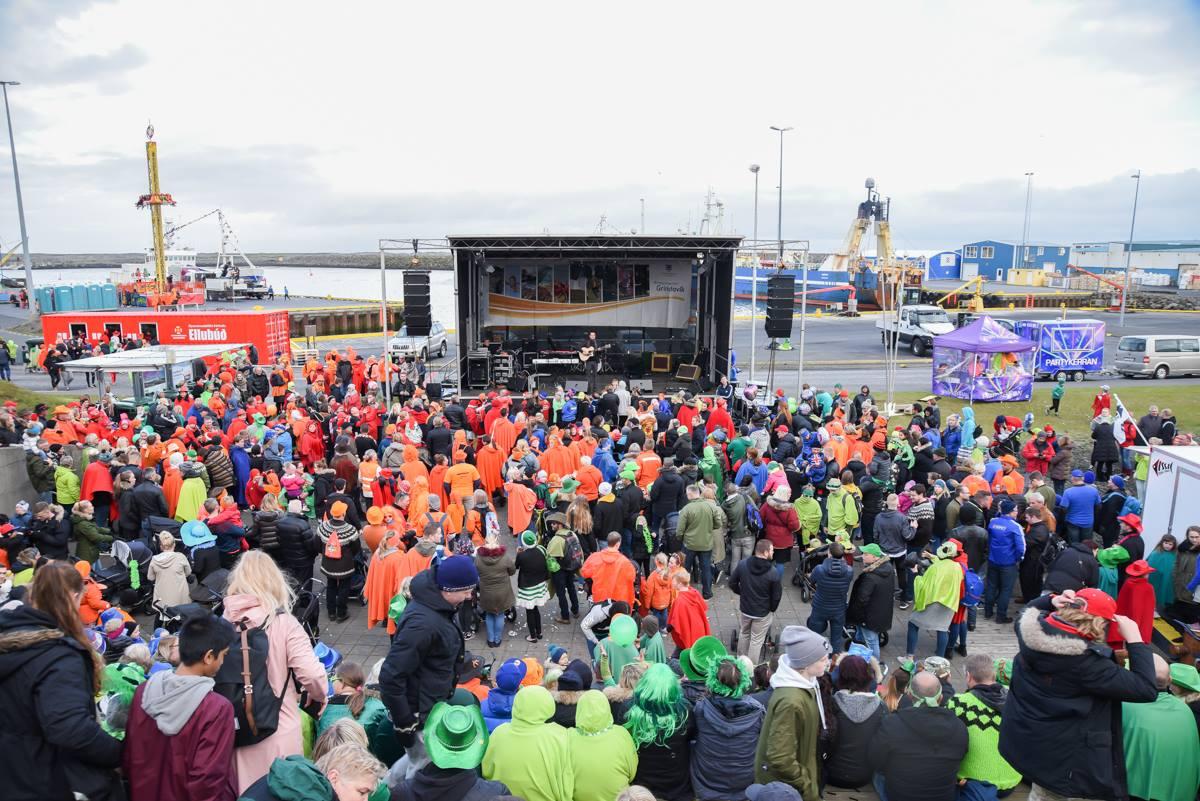 Mynd fyrir Dagskrá Sjóarans síkáta í Grindavík 2018
