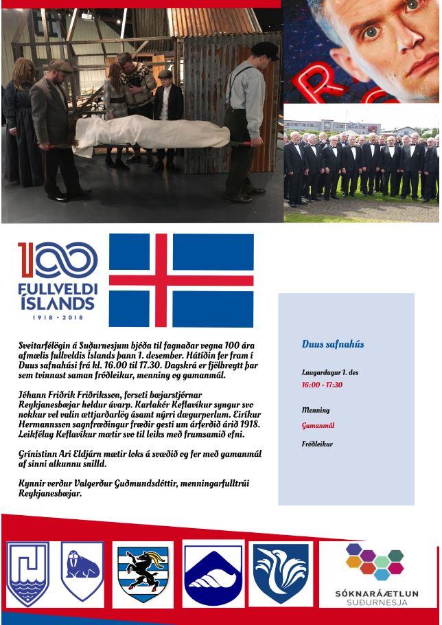 Fullveldishátíð Suðurnesja
