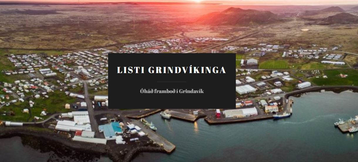 Mynd fyrir Framboðslisti G-listans birtur