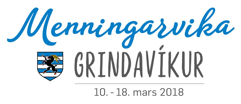 Mynd fyrir Dagskrá Menningarviku Grindavíkur 10.-18. mars