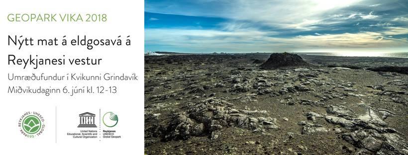 Nýtt mat á eldgosavá á Reykjanesi vestur - kynningarfundur í Kvikunni