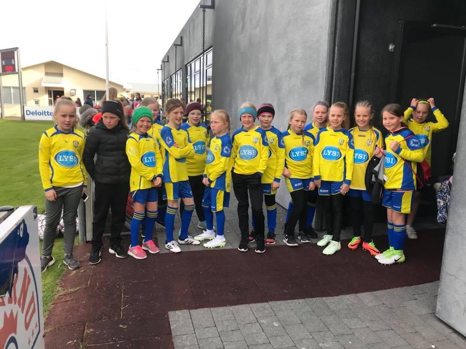 Mynd fyrir Æfingatöflur knattspyrnudeildar yngri flokka 2018/2019