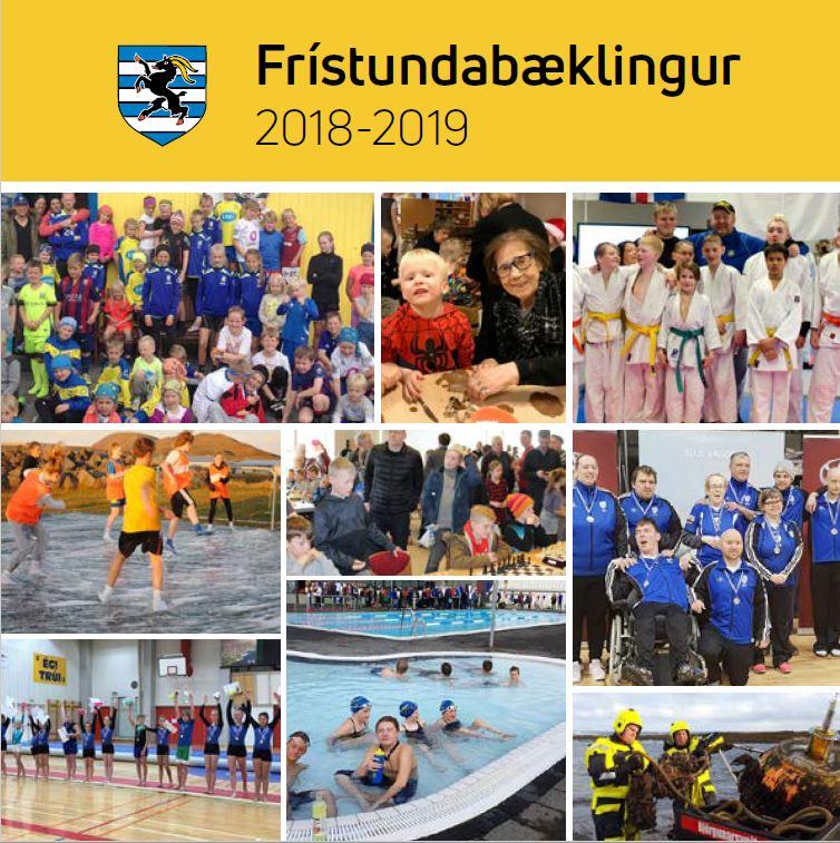 Frístundabæklingurinn 2018-2019