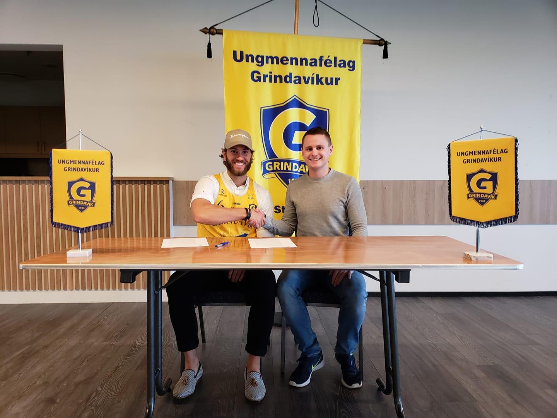 Mynd fyrir Sigtryggur Arnar til Grindavíkur