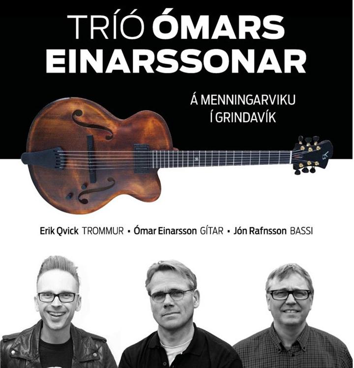 Mynd fyrir Tónleikar, fyrirlestrar og margt fleira á Menningarviku í dag
