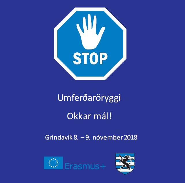 Umferðaröryggi - Okkar mál! - Málþing í Grindavík 8. og 9. nóvember