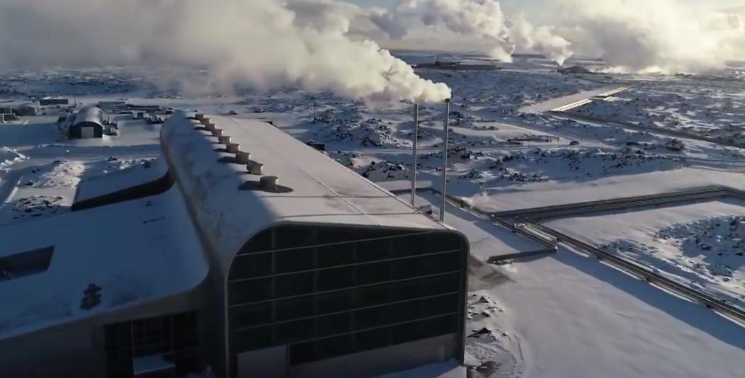 Náttúran á Reykjanesi áberandi í Ófærð
