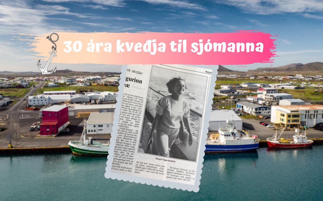 Sjómannadagurinn  - hátíð í bæ