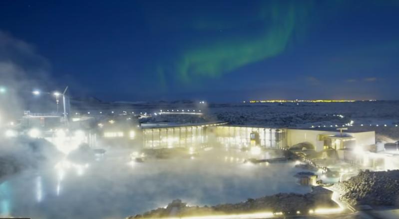 Glæsilegasti veitingastaður landsins býður upp á fisk úr Grindavík