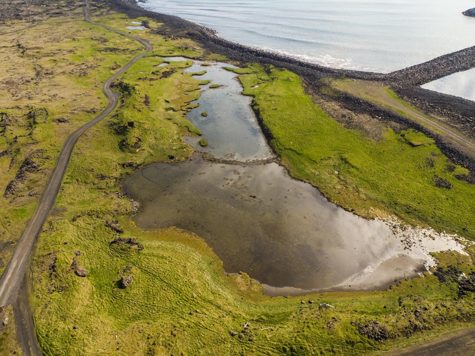 Mynd fyrir Tillaga að starfsleyfi Hafrannsóknarstofnunar að Stað í Grindavík