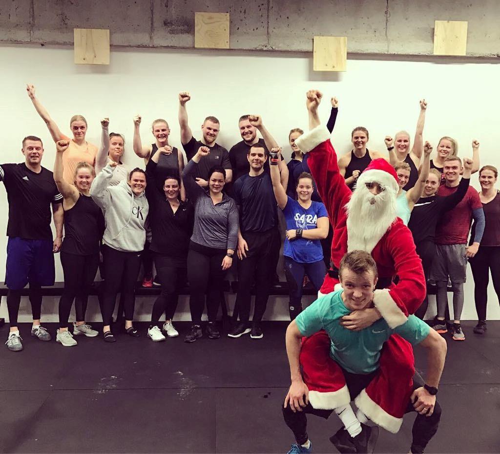 Hreyfing 2019 - CrossFit