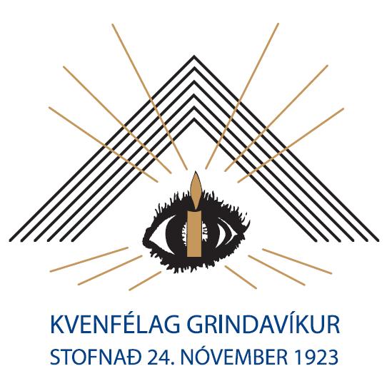 Mynd fyrir Þakkir til bæjarbúa frá Kvenfélagi Grindavíkur