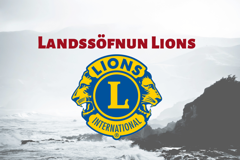 Lionsklúbbur Grindavíkur safnar í dag og á morgun