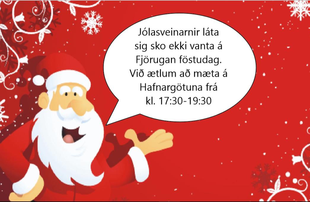Mynd fyrir Fjörugur föstudagur: Bæklingur á rafrænu formi