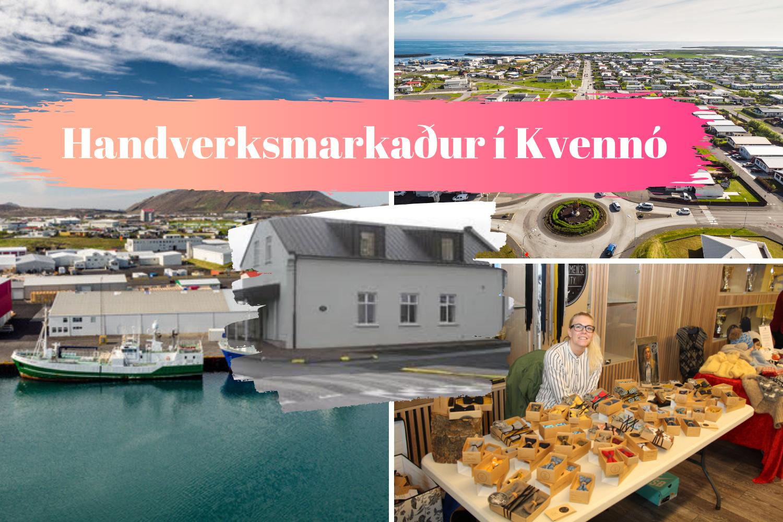 Mynd fyrir Handverksmarkaður í Kvennó