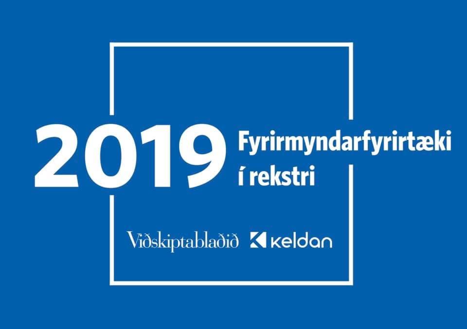 Átta fyrirtæki í Grindavík Fyrirmyndarfyrirtæki 2019