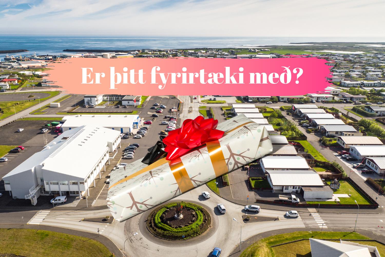 Sumargjöf starfsmanna Grindavíkurbæjar 2019 - er þitt fyrirtæki með?
