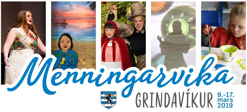 Mynd fyrir Dagskrá Menningarviku sunnudaginn 17. mars - Alcina og Heimskringla