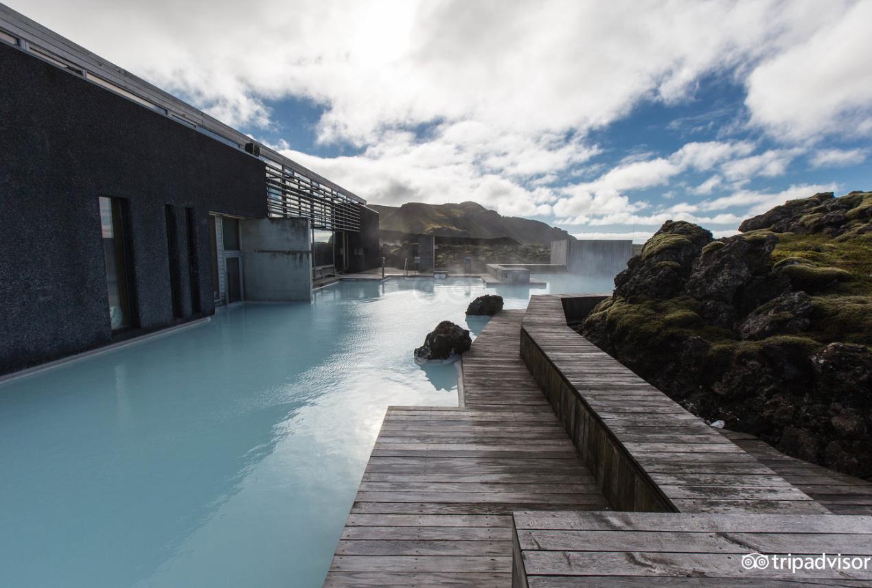 Silica Hotel í Grindavík meðal bestu hótela á Íslandi