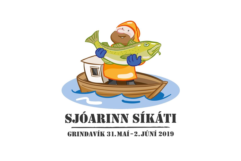 Dagskrá Sjóarans síkáta 31. maí - 2. júní 2019