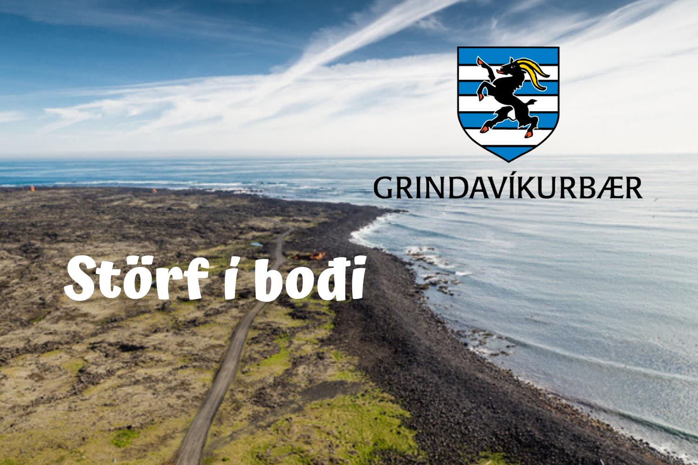 Mynd fyrir Sumarstörf hjá Grindavíkurbæ