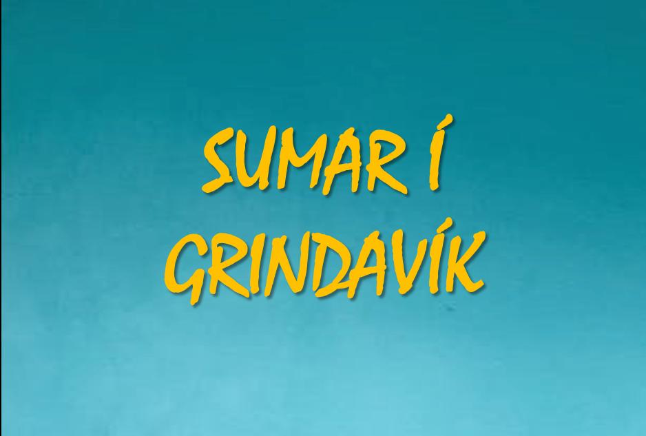 Sumar í Grindavík 2019