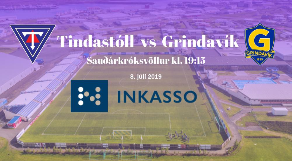 Grindavík mætir Tindastóli á Sauðárkróki í kvöld