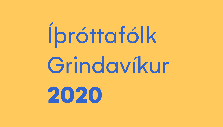 Breytingar á verklagsreglum vegna vals á íþróttafólki Grindavíkur