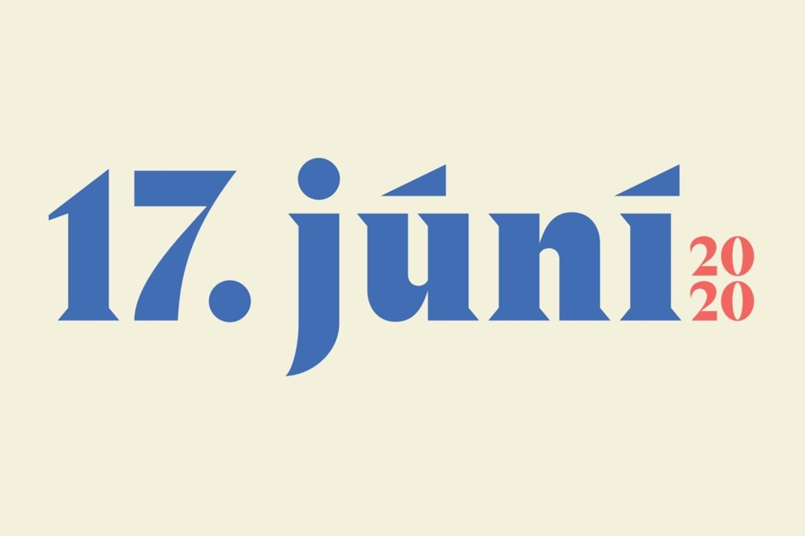 Mynd fyrir 17. júní 2020 í Grindavík