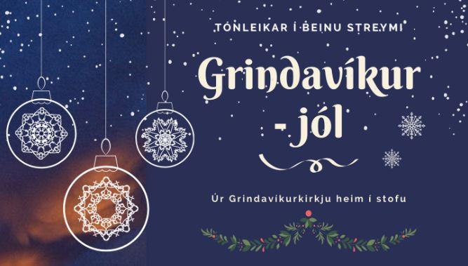 Mynd fyrir Grindavíkurjól