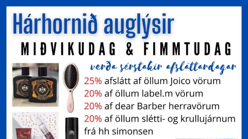 Mynd fyrir Tilboð í anda Fjörugs föstudags