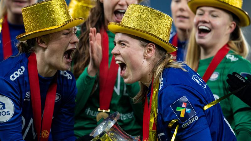 Mynd fyrir Ingibjörg á lista yfir tíu efstu í kjöri á íþróttamanni ársins 2020