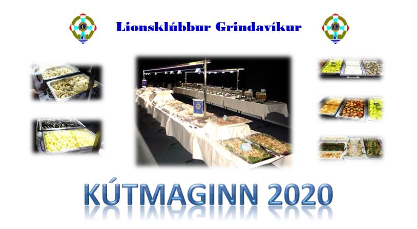 Mynd fyrir Kútmaginn 2020